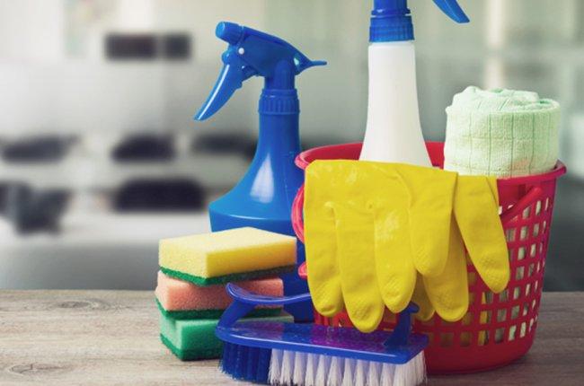 Entretien ménager lourd / Grand ménage